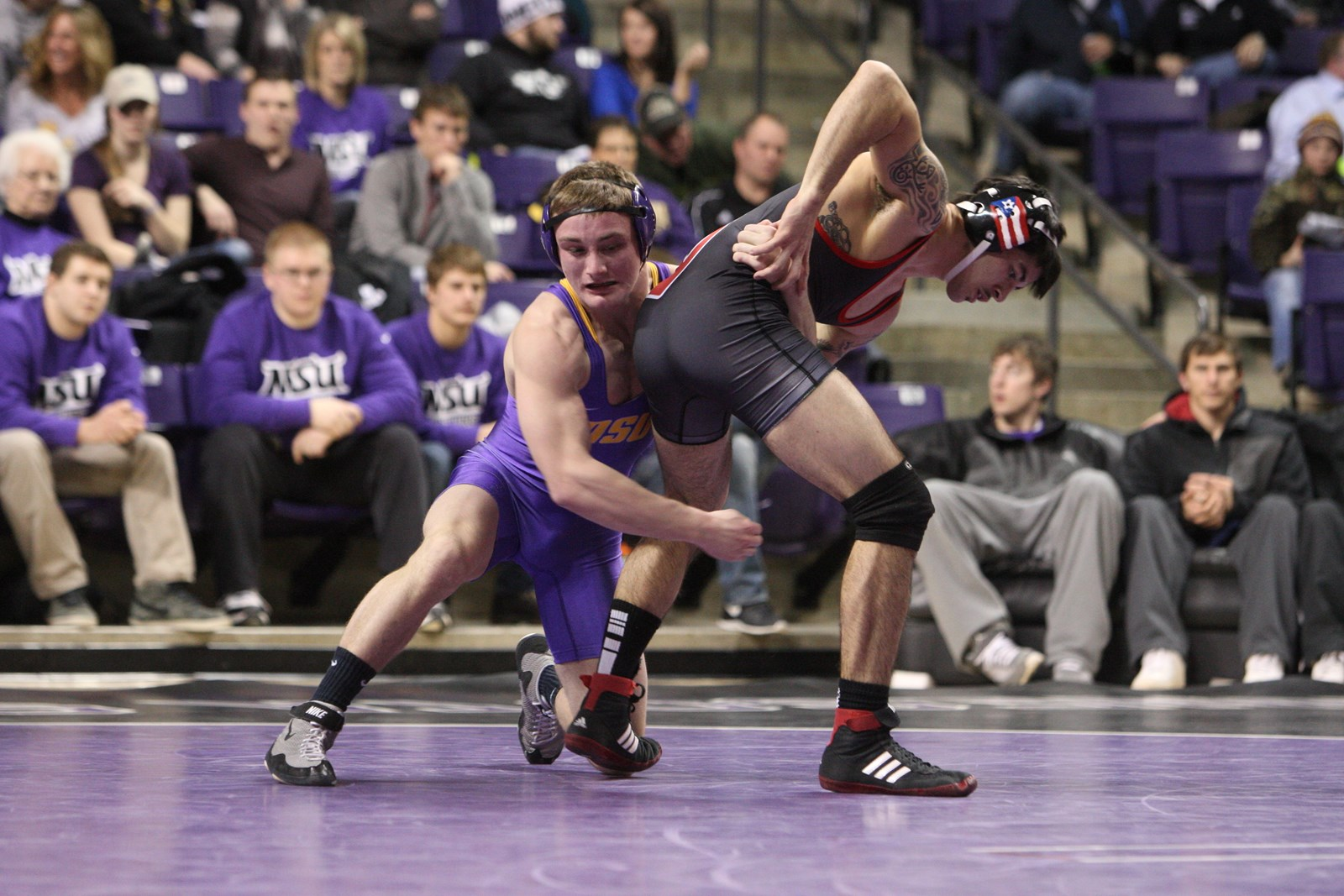 Robertson Shines in Auggie-Adidas Open  - Minnesota State