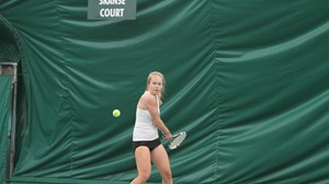 Minnesota State's Tennis Dual vs  St  Olaf Cancelled Due to Weather