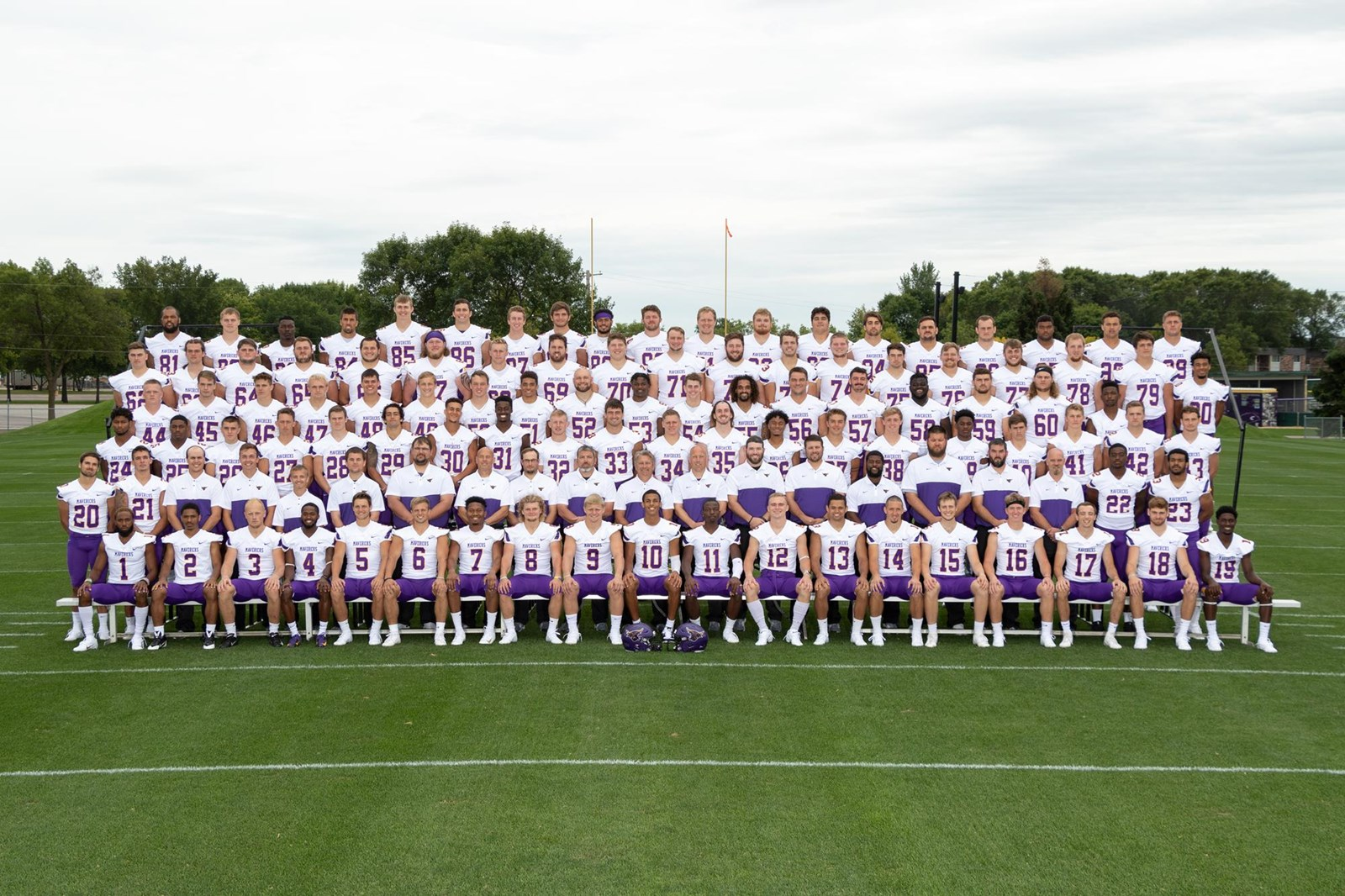 2019 Football Roster Minnesota State University Mankato Athletics